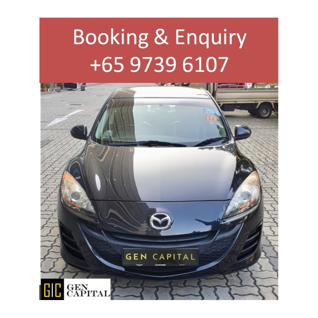 Mazda 3 -Anytime ! Any day! Your Decision!! @97396107