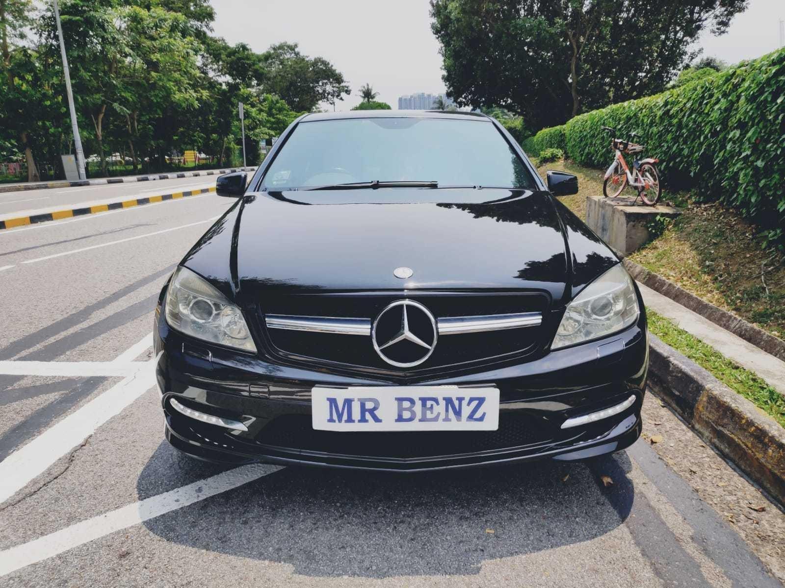 Mercedes-Benz C180 Kompressor Auto