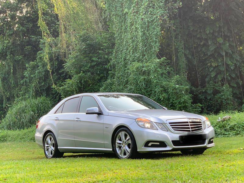 Mercedes-Benz E250 CGI BlueEfficiency Avantgarde (A)