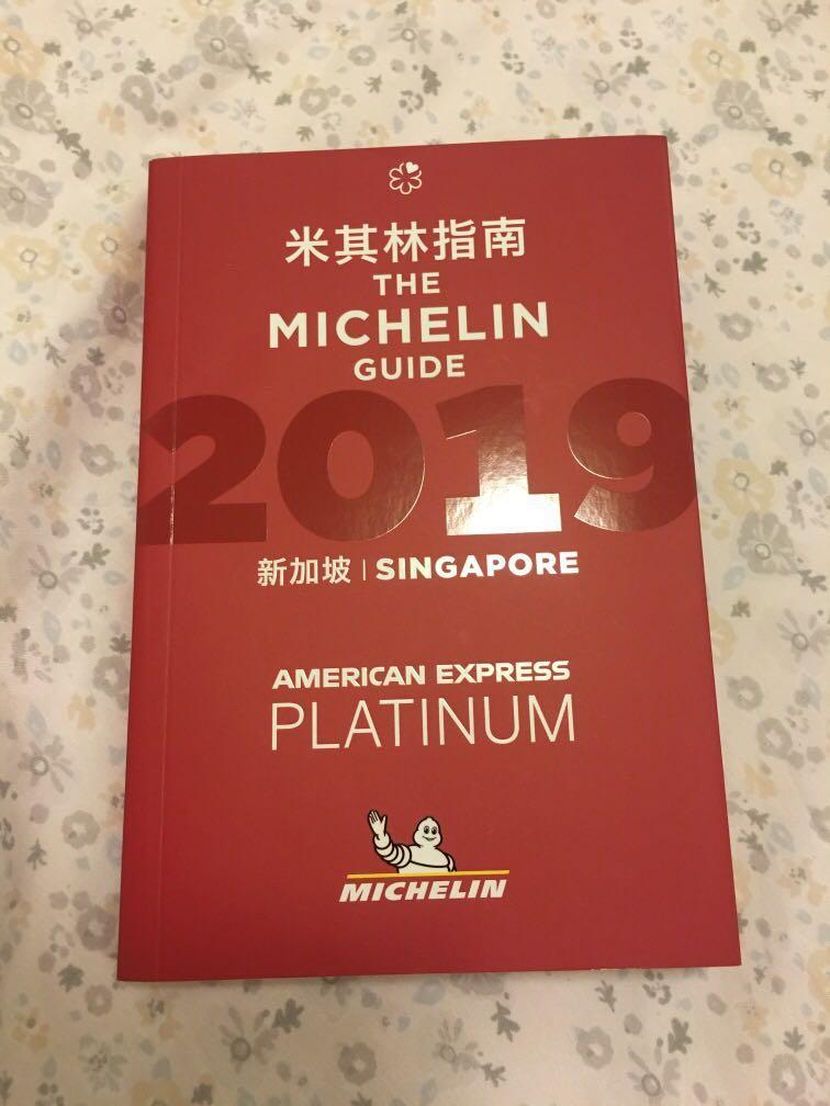 Michelin Book