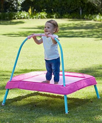 Mothercare & ELC Toys Fair - Junior Trampoline (for ages 12 months and above)