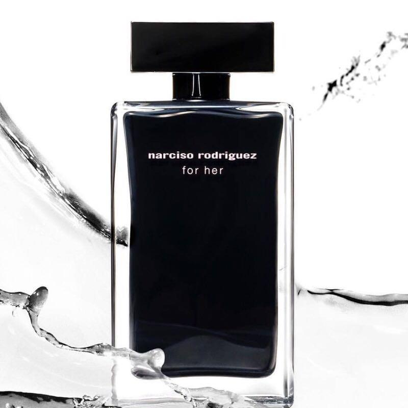 narciso rodriguez for her perfume 香水 100 ml