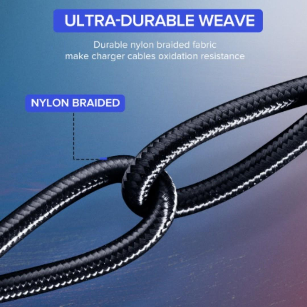NEW UGREEN 3A USB C Cable Quick Charge