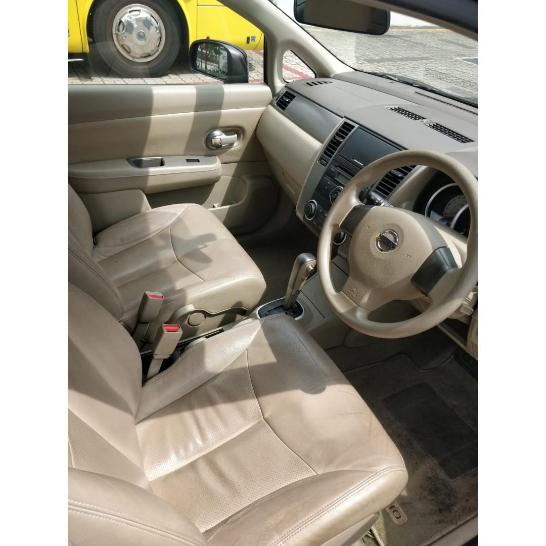 Nissan Latio Hatch back - Cheapest rates @ 97396107