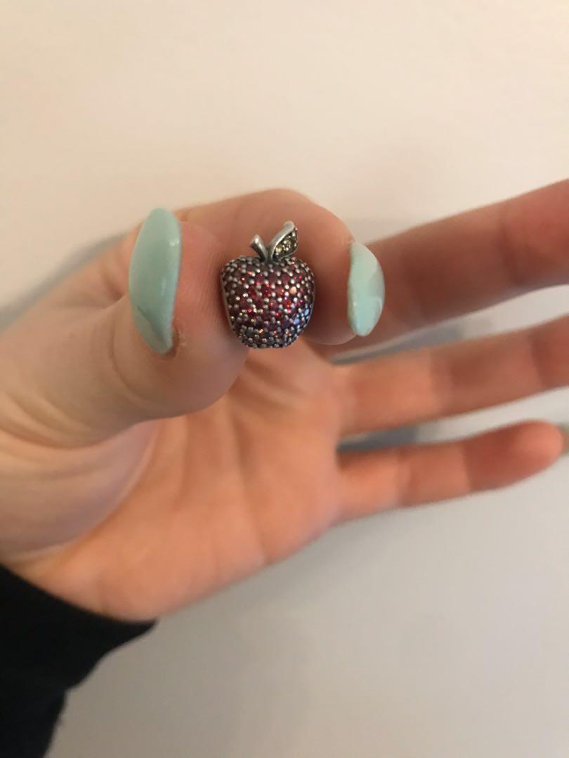 Pandora Big Apple Charm