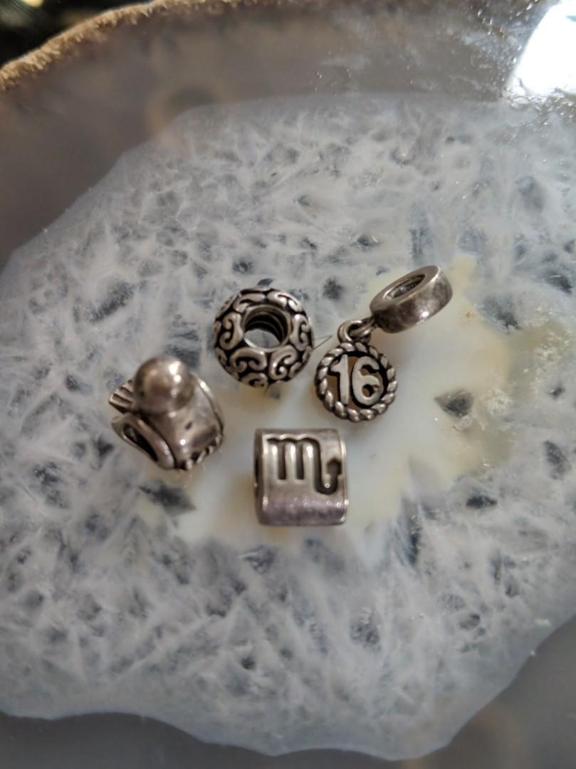 Pandora charms / seperate prices