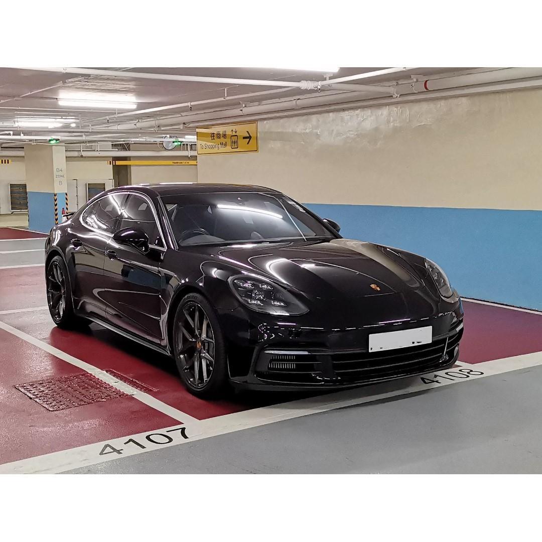 Porsche Panamera 4S 2017年新款