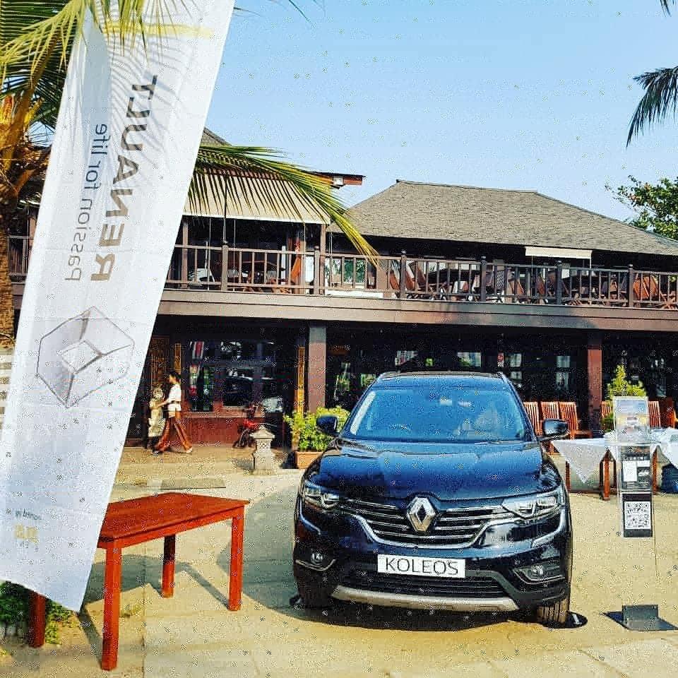 Toyota Fortuner VS Renault KOLEOS Signature 2019 #awal2020