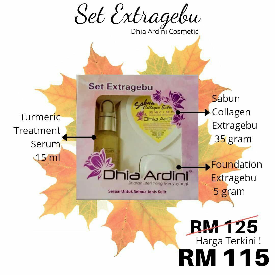 Set extragebu