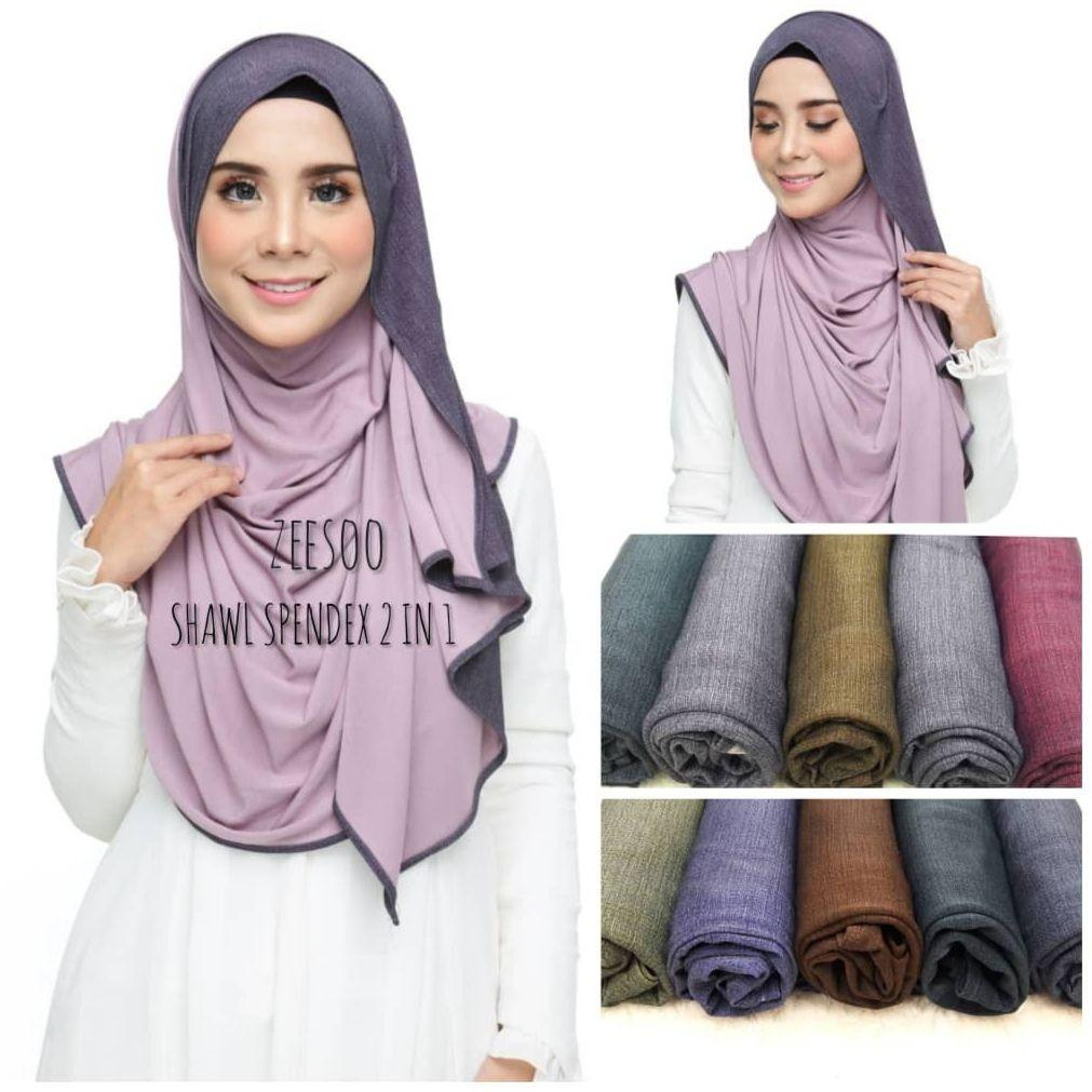 Shawl Ironless 2in1-Pre Order