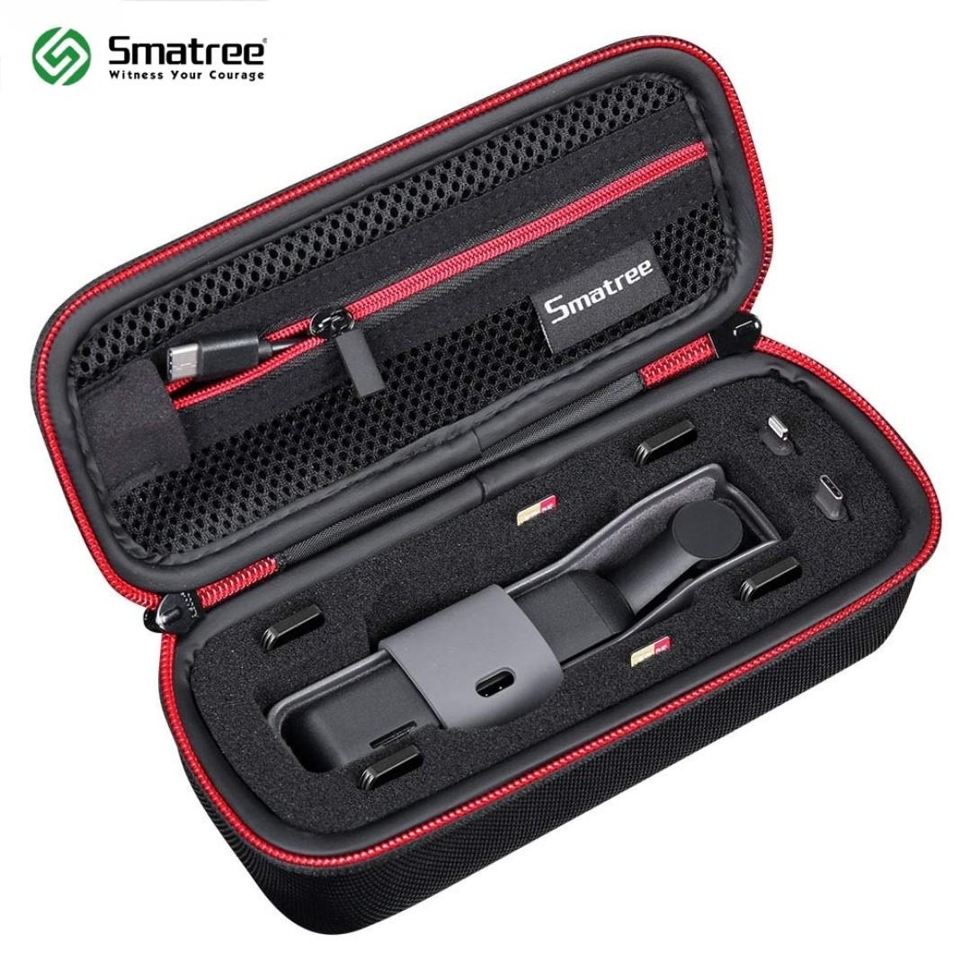 Smatree Smacase D60 Carrying Storage Case Bag for DJI Osmo Pocket Gimbal