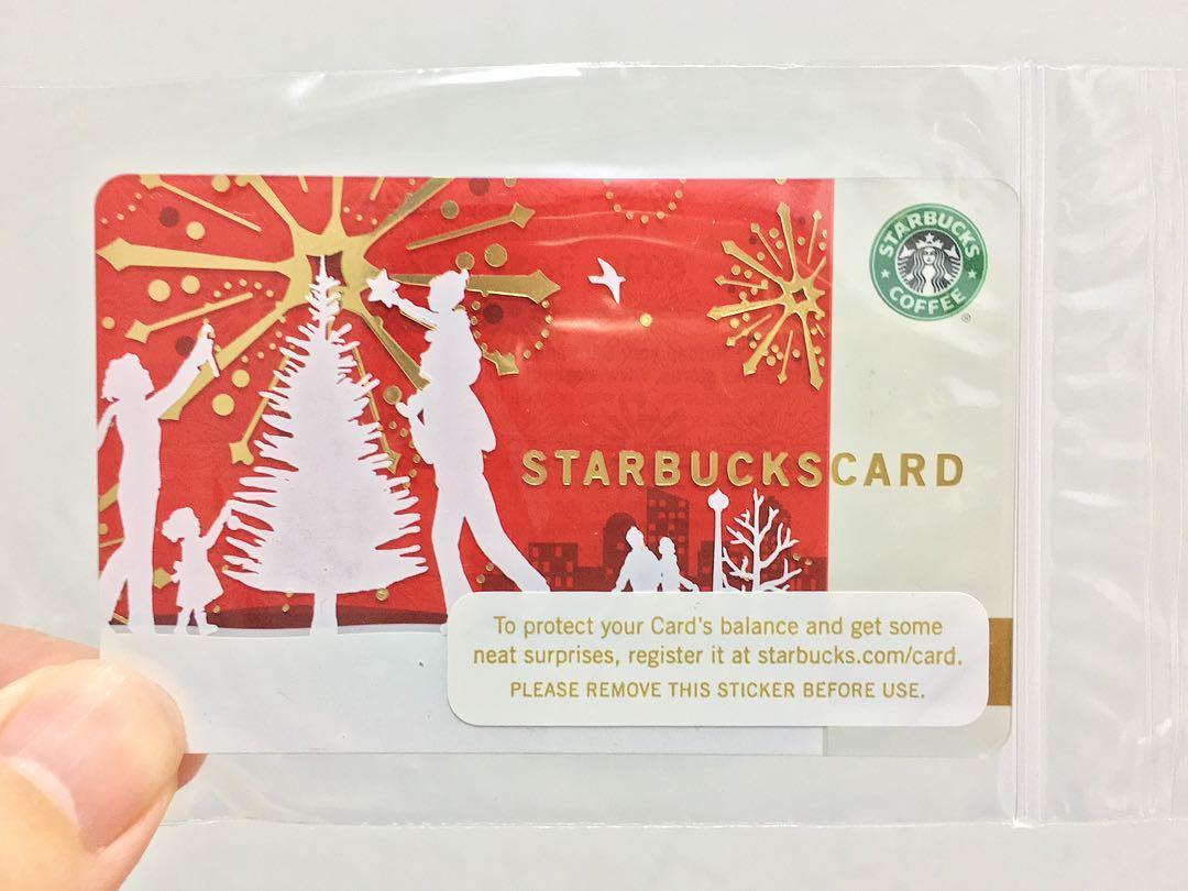 Starbucks 'Christmas Tree' Old Logo Gift Card (2006)