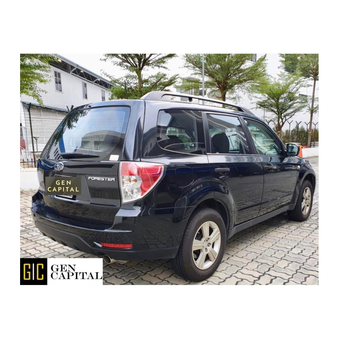 Subaru Forester - CHEAPEST RATE WITH FULL SUPPORT @ 9739 6107