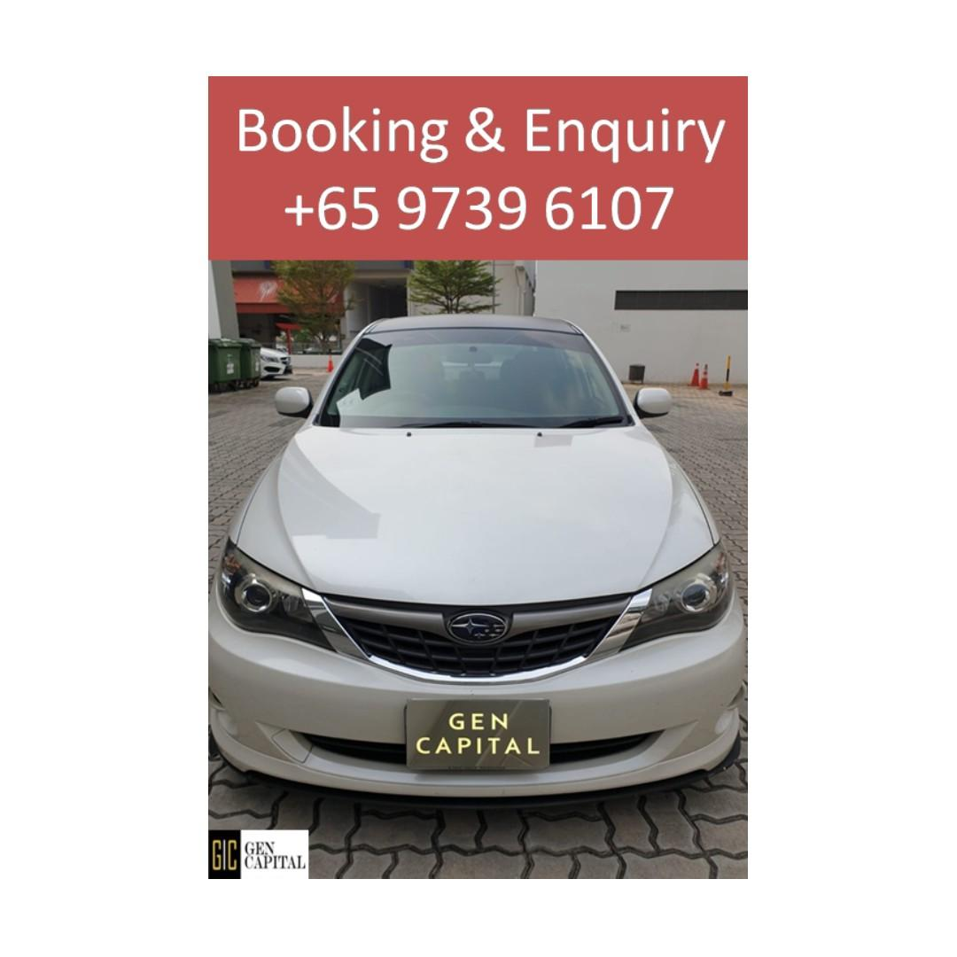 Subaru Impreza - Your preferred rental, With the Best service! Anytime ! Any day! Your Decision!!