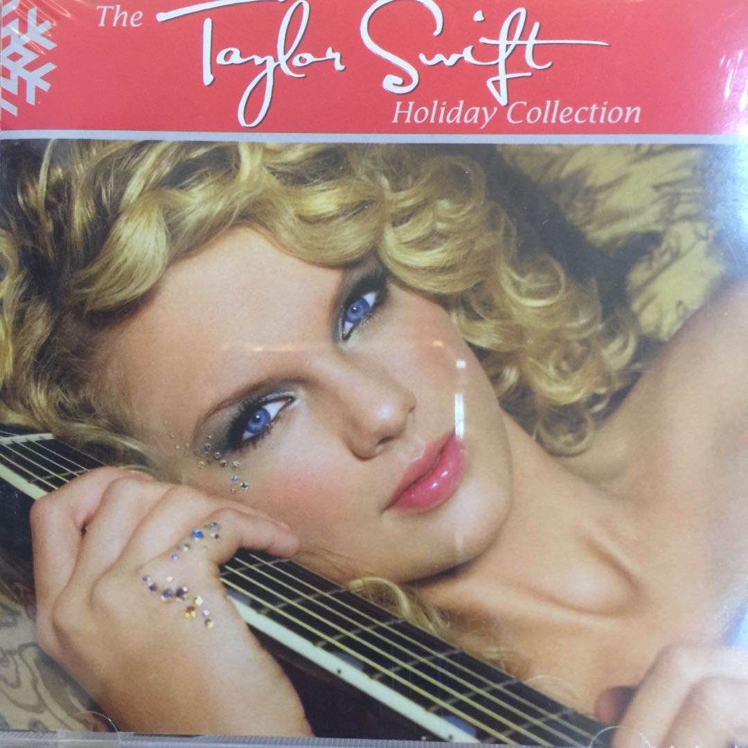Taylor Swift Holiday Collection Christmas Album Music Media Cds Dvds Other Media On Carousell