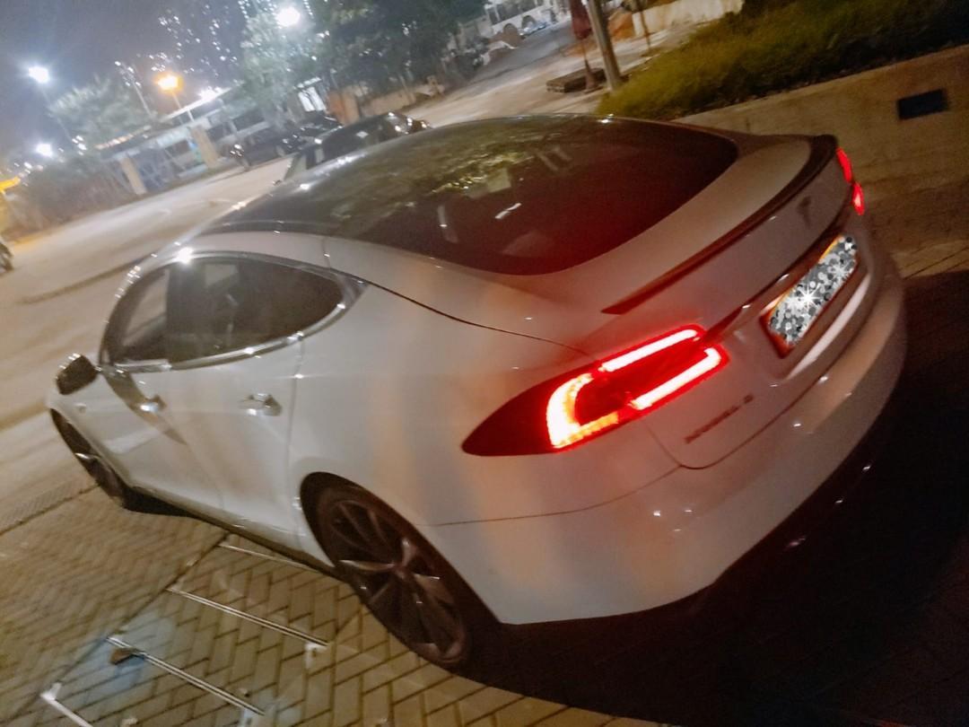 TESLA(超級靚車)
