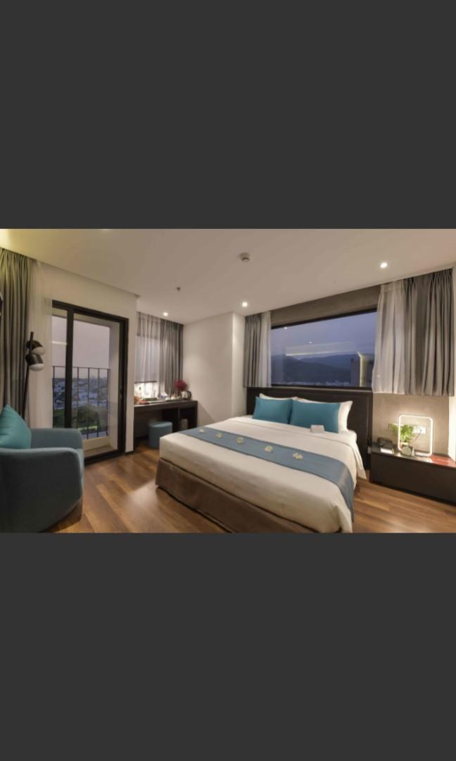 五百元兩晚峴港酒店 The Code Hotel &Spa