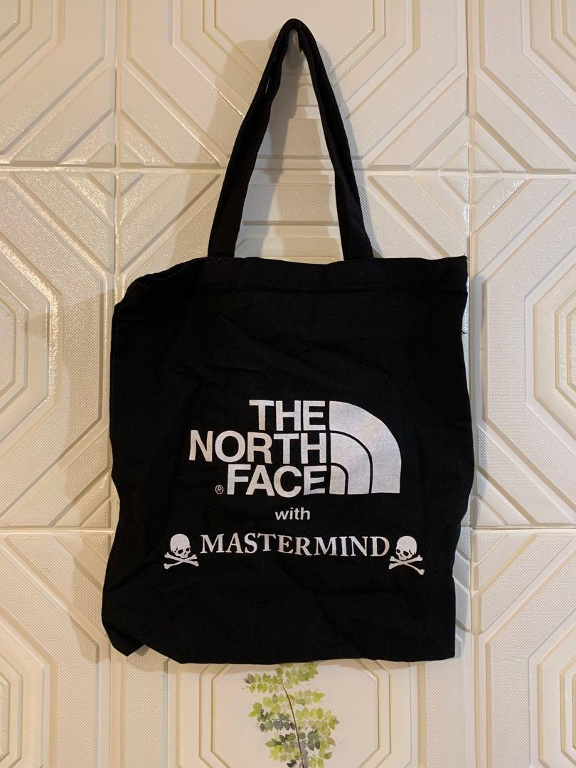 The North Face X Mastermind Japan Tote Bag 環保袋 全新正版