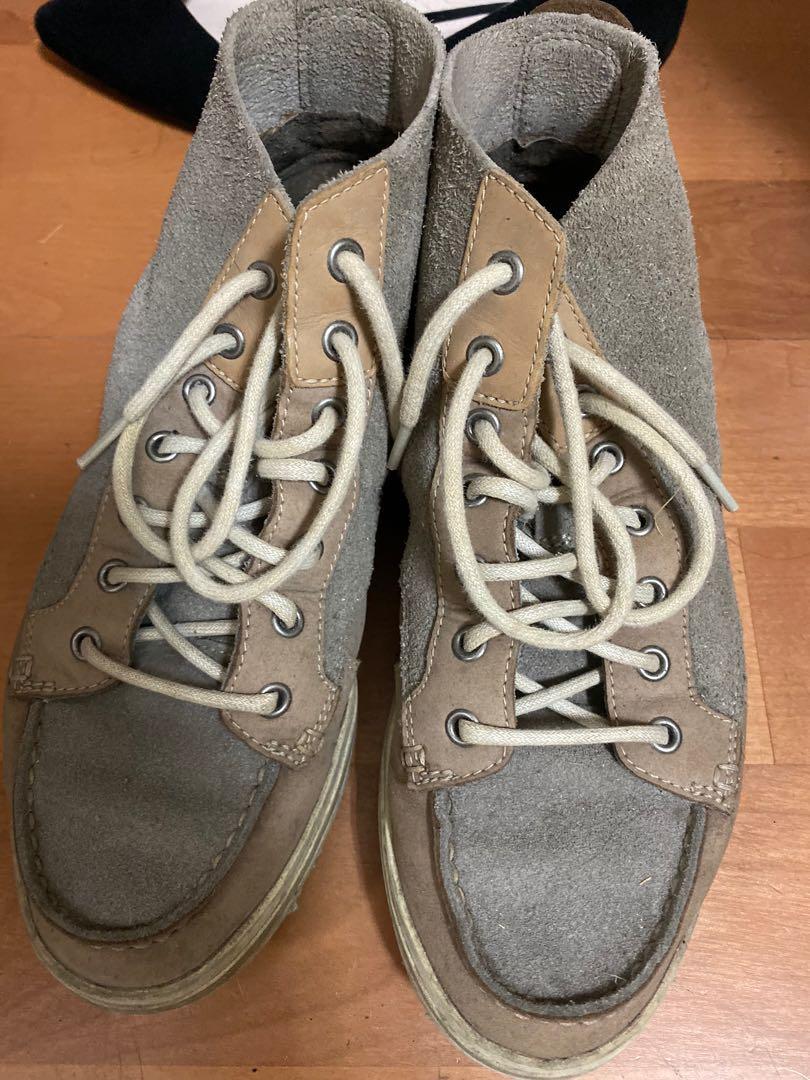Timberland 中筒 麂皮 休閒鞋 女鞋