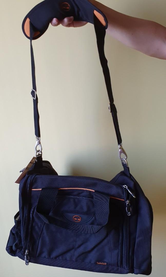 Timberland over nighter bag