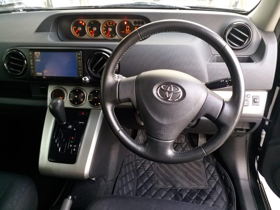 TOYOTA Rumion 2007 1.5