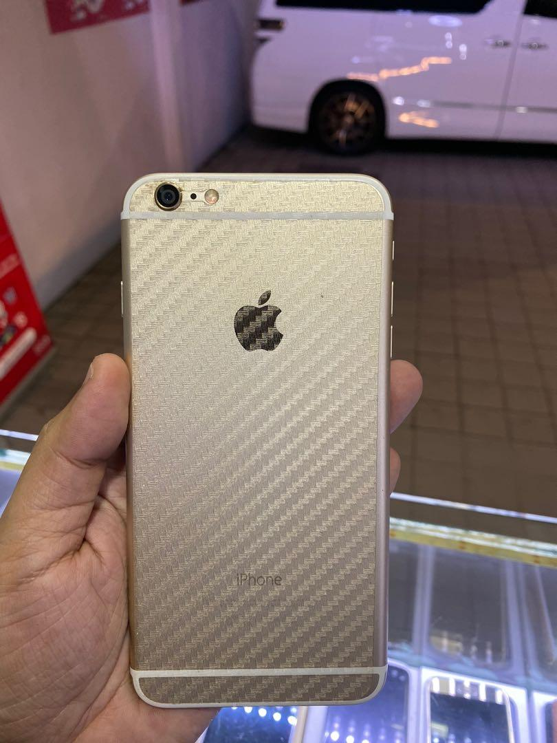 Used iphone 6+ 64gb no touchid (MR1558150)