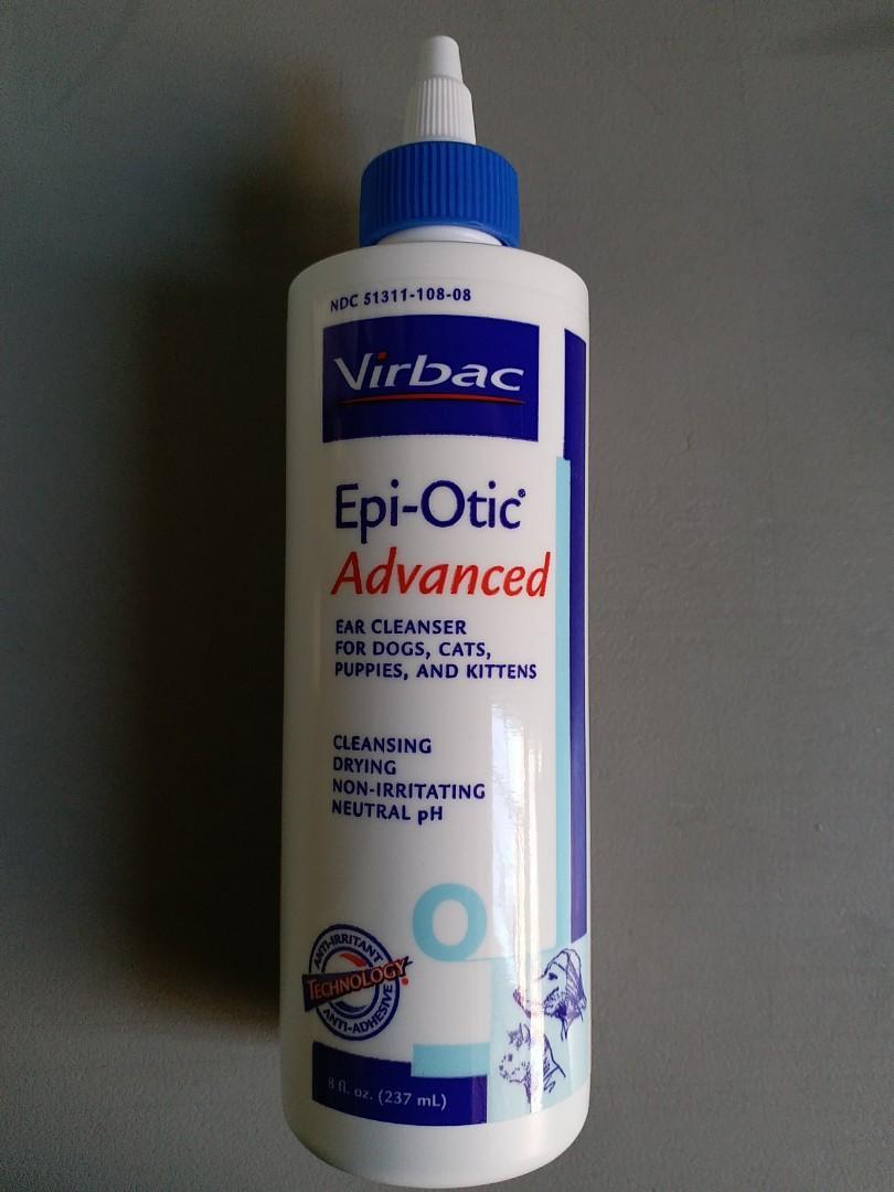 Viirbac Epi-Otic Advanced Ear Cleaners 强力洗耳水