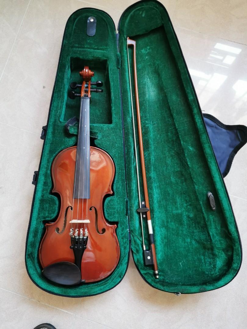 Violin 小提琴 2/4