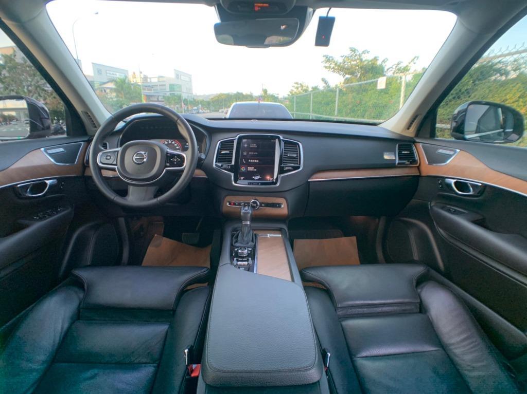 富豪Volvo XC90 2.0D 一手車 原鈑件 里程保證 絕無泡水車 事故車