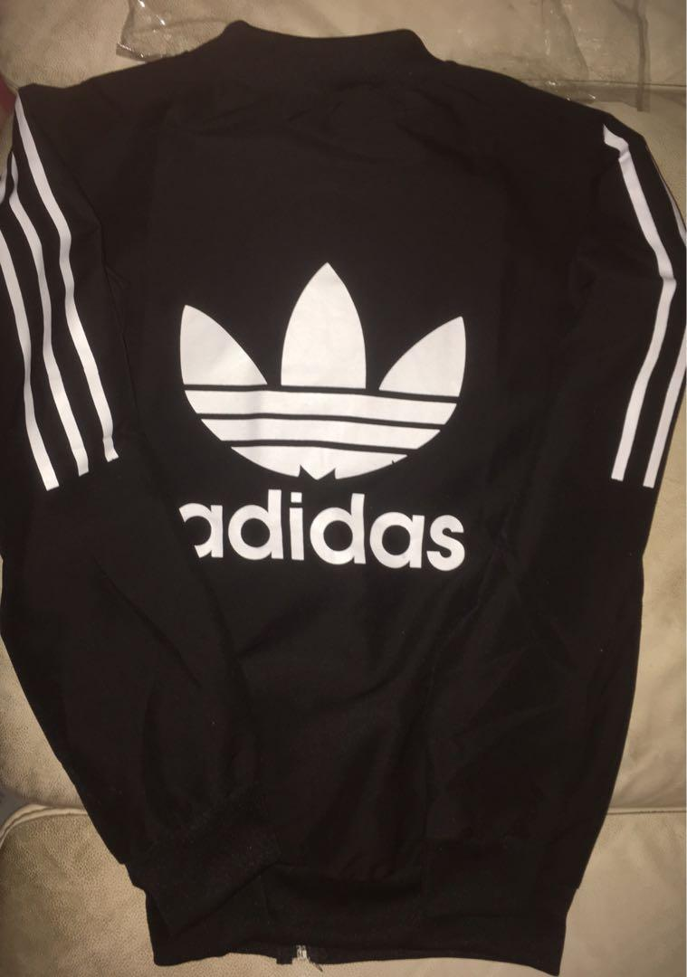 Jacket in white/black - Small Size