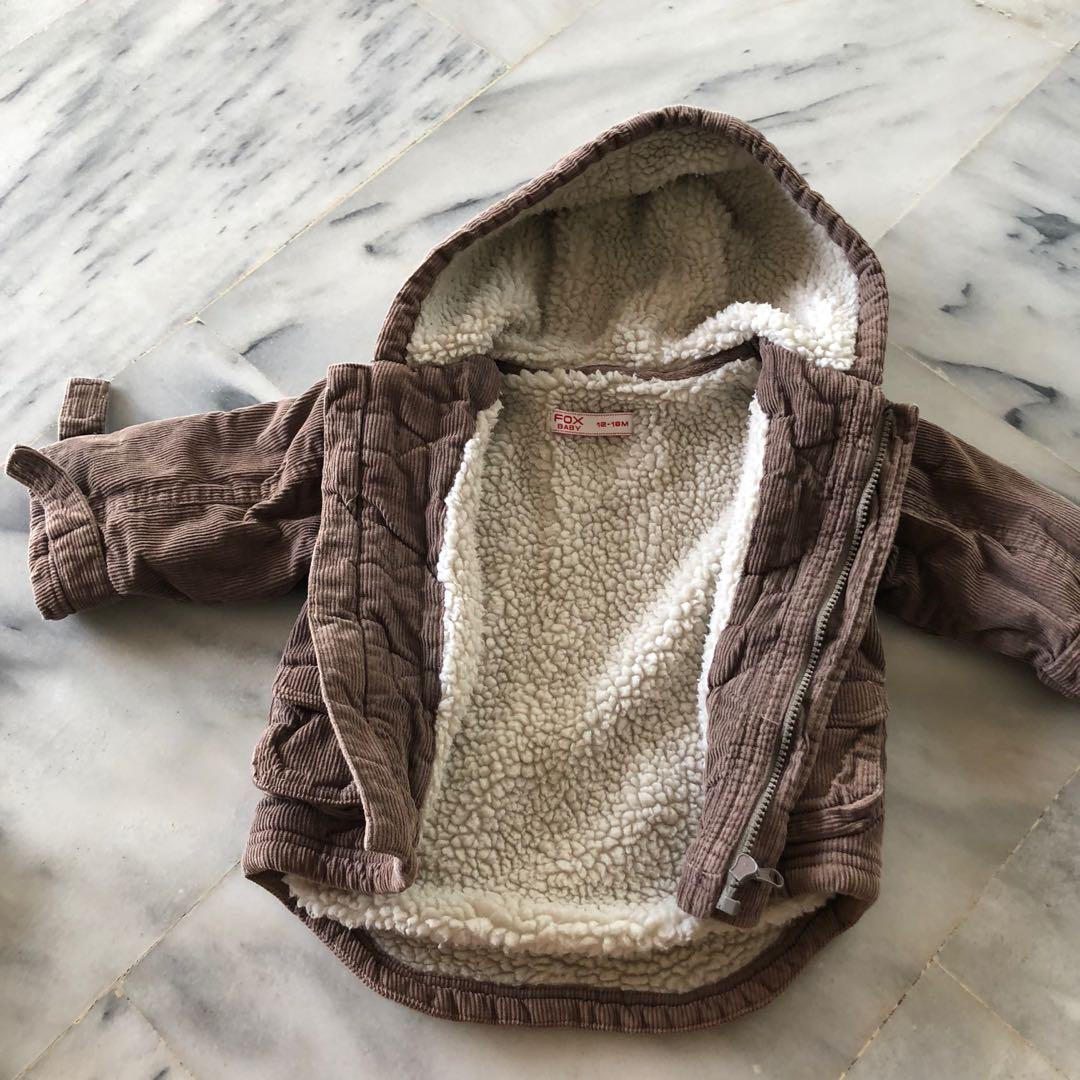 Winter jacket for Baby and toddlers