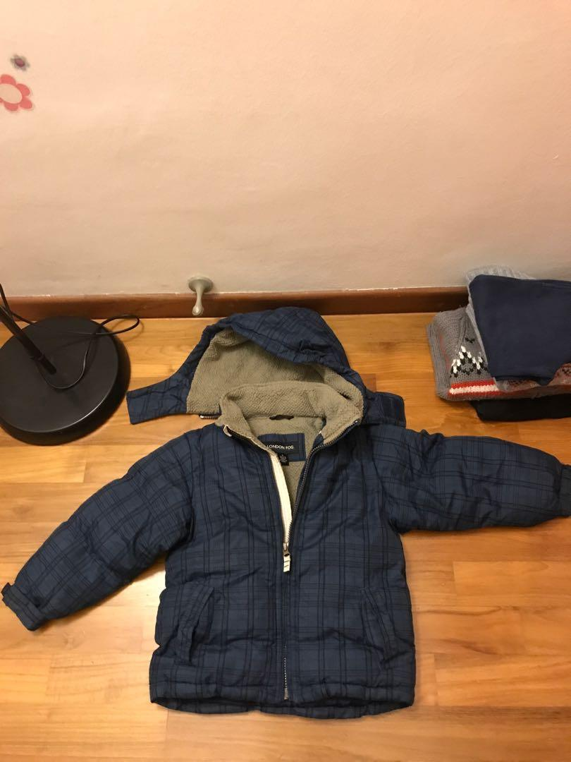 Winter ski jacket 5 years old