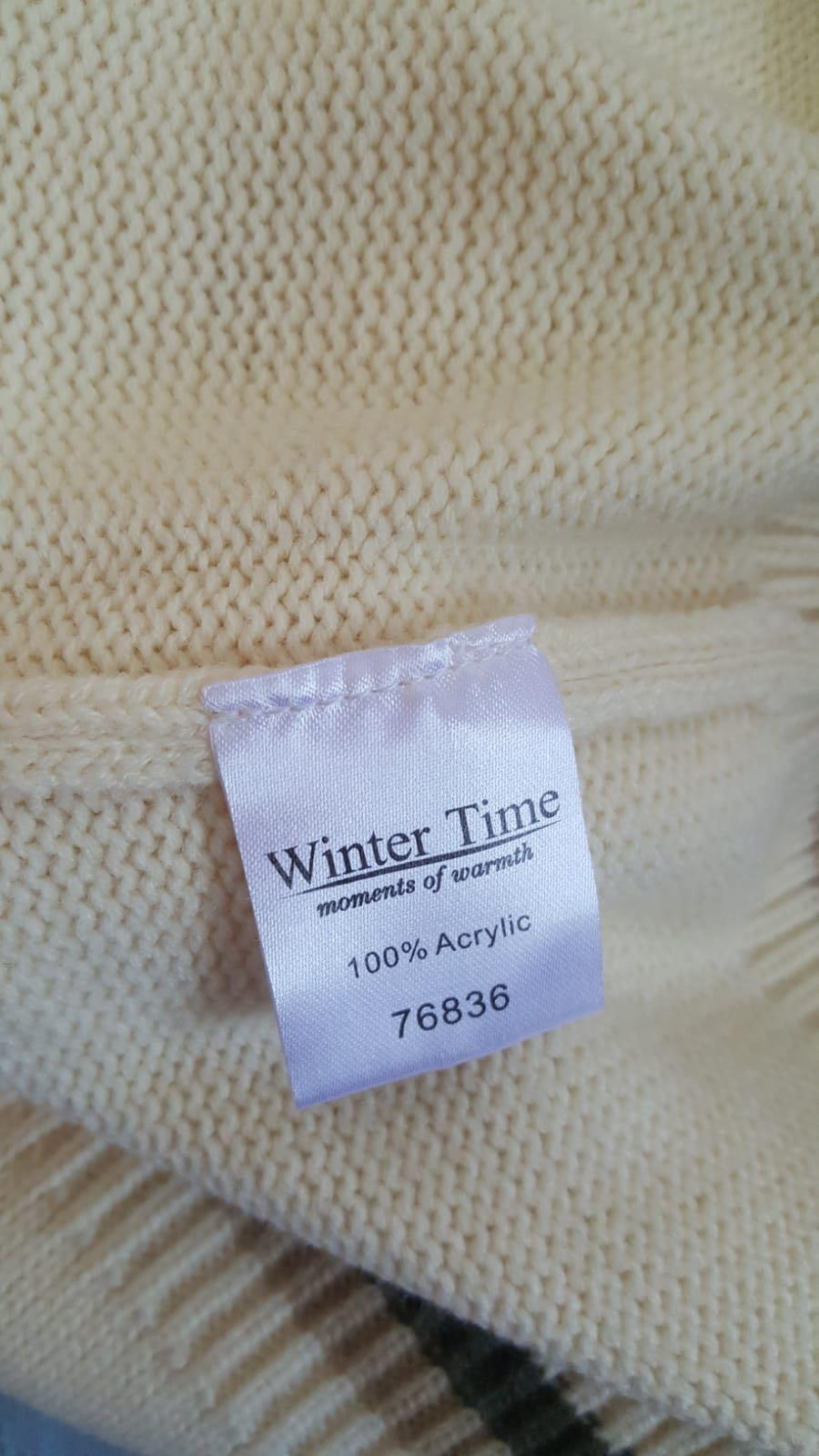 Winter Time Boy's Pullover