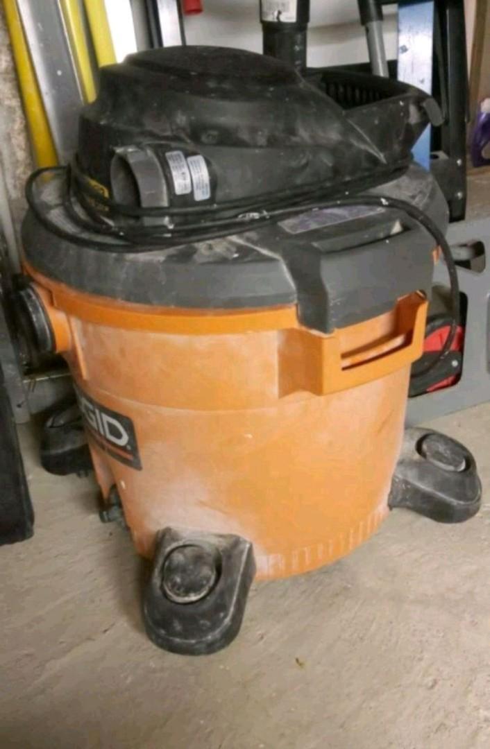 Work vacuum