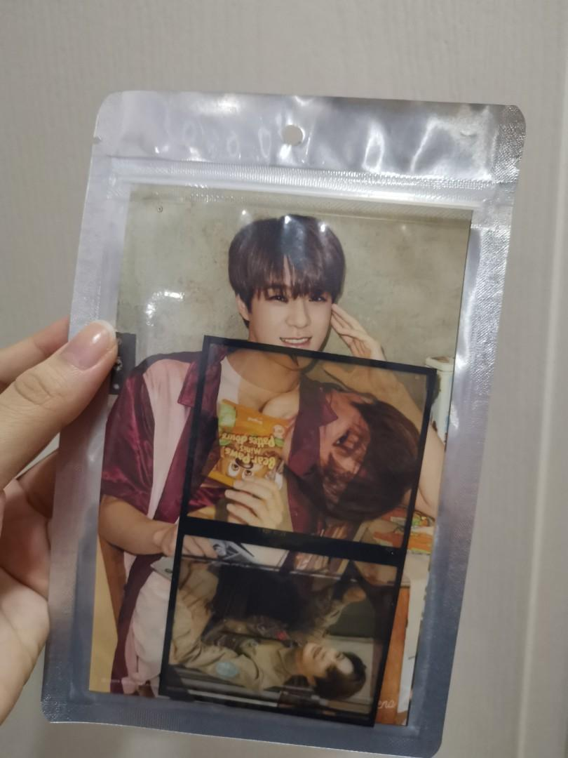 [WTS] OFFICIAL LEE JENO NCT DREAM SUMMER PHOTO + FILM SET