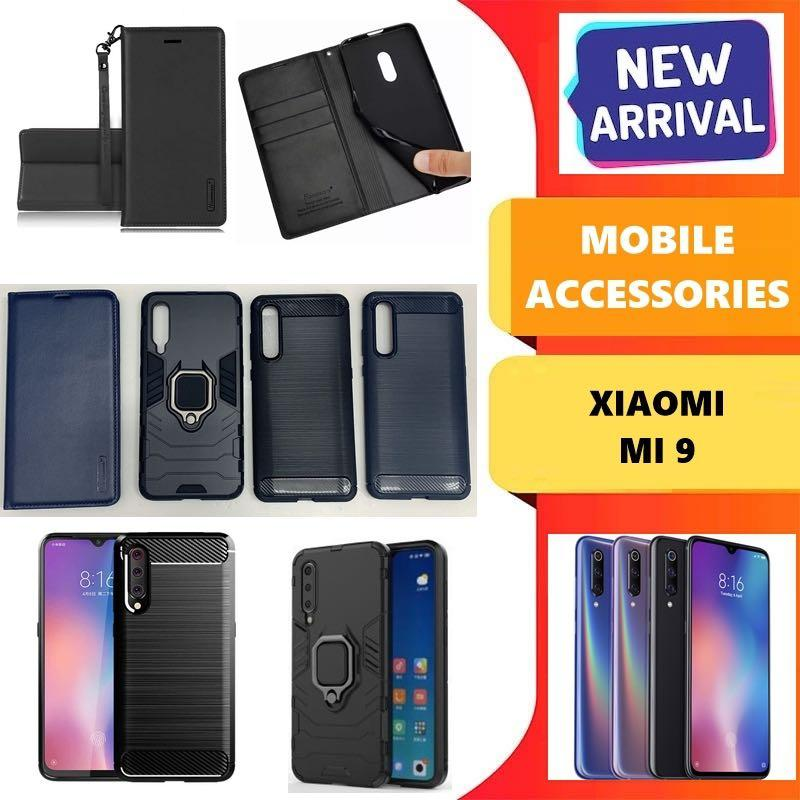 Xiaomi Mi 9 Mobile Accessories  ( From $8 onwards)