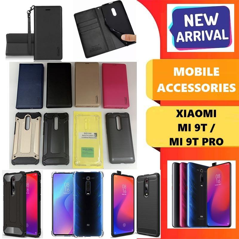 Xiaomi Mi 9T Mobile Accessories  ( From $8 onwards)