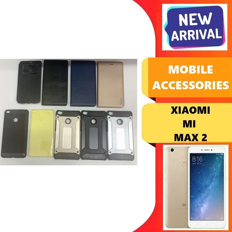 Xiaomi Mi Max 2 Mobile Accessories  ( From $8 onwards)