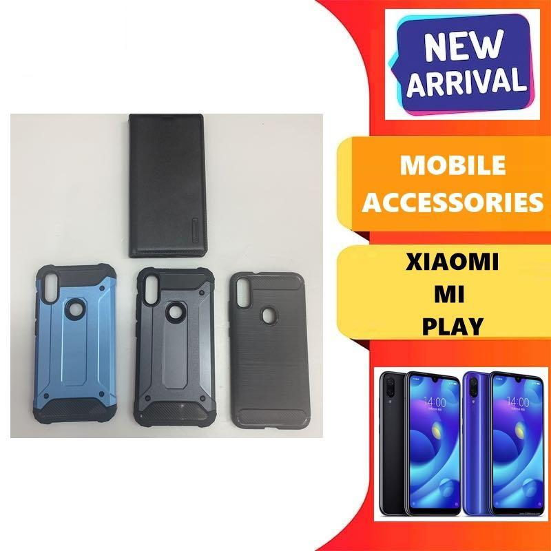 Xiaomi Mi Play Mobile Accessories  ( From $8 onwards)