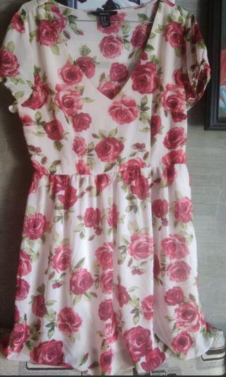 Mini dress Forever21