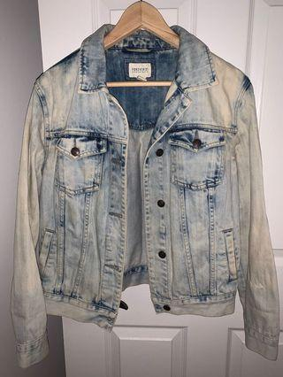 Forever 21 Jean Jacket (small)
