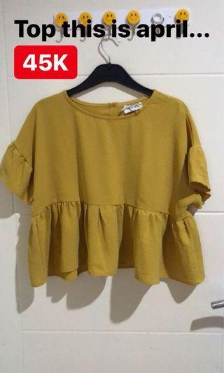 Yellow Top