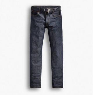 🇺🇸Levi's Original 501 原色牛仔褲 00501-0000(Shrink-To-Fit/ 未預縮)