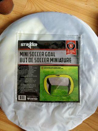 Mini soccer goal net
