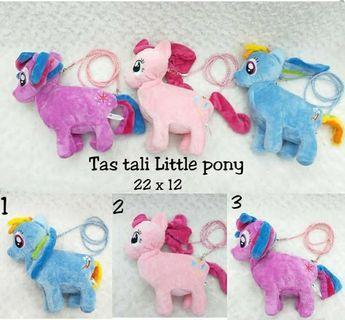 tas boneka little pony