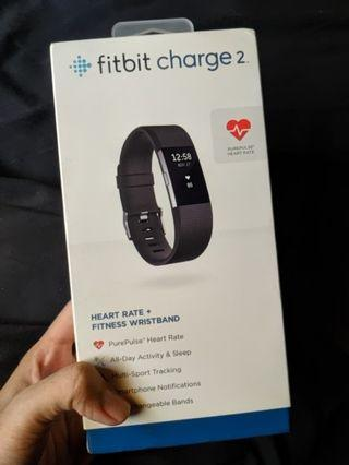 (PLEASE READ THE DESCRIPTION) Fitbit Charge 2 (Postage Included)