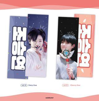 [WTS]Cho Seungyoun Slogan (Set A Fairy Gan) by @Undefeated0805