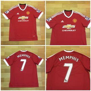 Manchester United Memphis 7 jersey