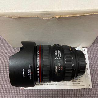 Canon 24-70mm F4 L IS USM (公)
