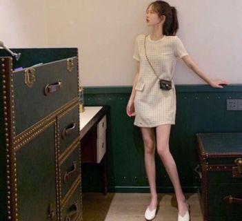 New❤️Chanel Tweed Dress #1111special
